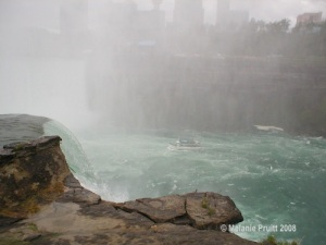 Niagra Falls - 2008 - My trip to NY to finally get an official diagnosed of ME/CFS